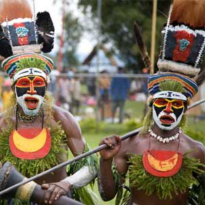 Best time to go to Papua New Guinea