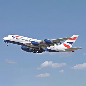 British Airways flights to Tobago