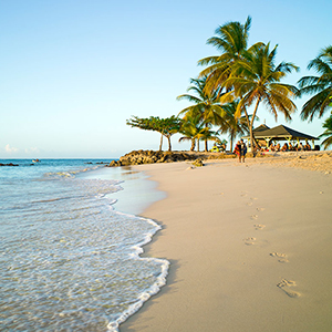 Beaches in Tobago