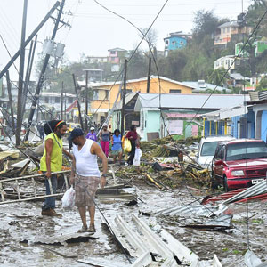 How Hurricane Maria impacted Dominica