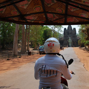 How long to spend at Angkor Wat?