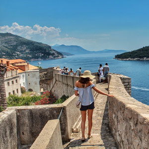 How to avoid the crowds in Dubrovnik