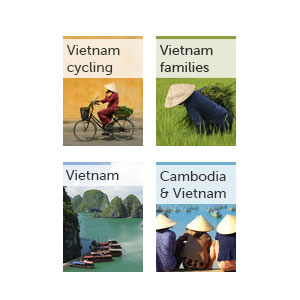 All our Vietnam guides