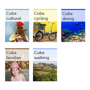 All our Cuba guides