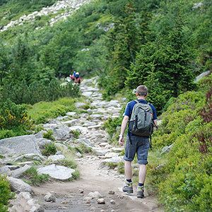 Walking holidays in Europe guide