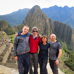 The Inca Trail with kids