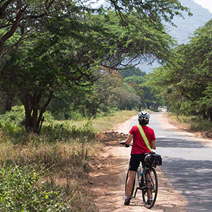 Cycling in India travel advice