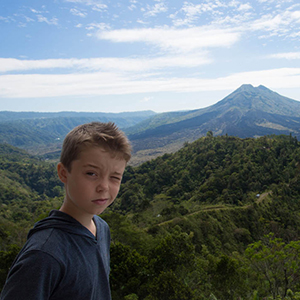 Travelling in Indonesia with kids