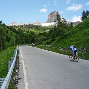 Italy cycling map & highlights