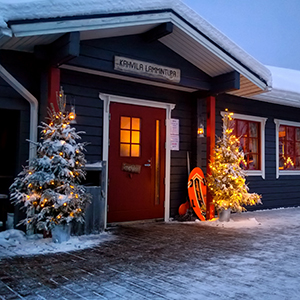 Lapland for Christmas