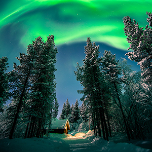Things to see & do in Finnish Lapland