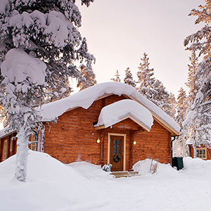 Things to see & do in Swedish Lapland