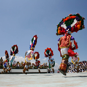 The cultural heritage of Oaxaca