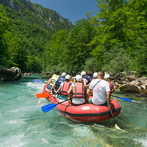 Montenegro multi activity holidays guide