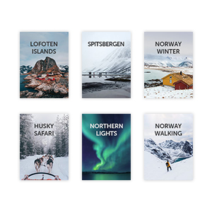 All our Norway guides