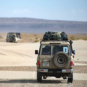 Overland travel advice