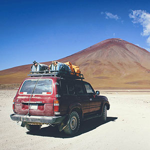 South America overland itineraries & highlights