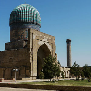 The Silk Road overland tours