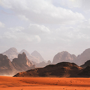 Best time to visit Petra & Wadi Rum