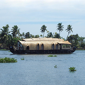 Kerala backwaters cruises