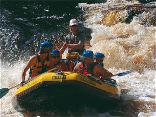 Franklin River rafting holiday in Tasmania