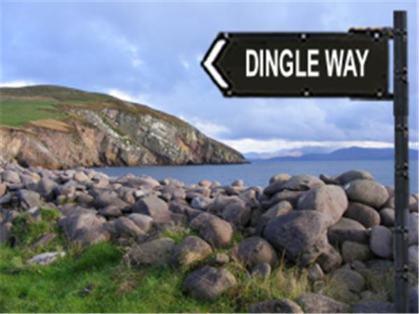 Dingle Way walking vacation in Ireland