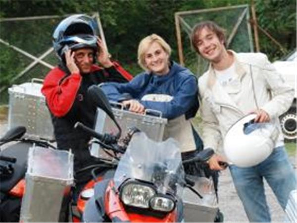 North Eastern Europe motorcycle tours