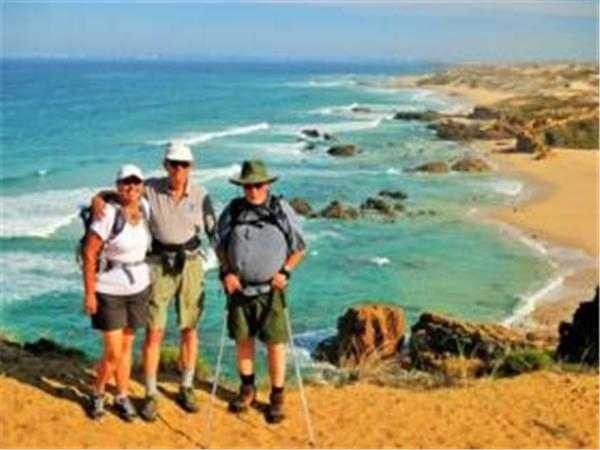 Alentejo & Algarve self guided hiking vacation, Portugal