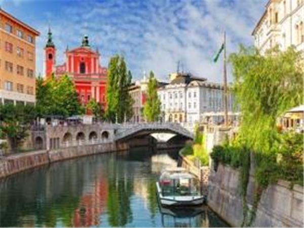 Balkans vacation, journey through four countries