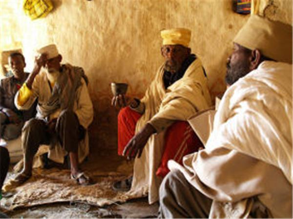 Northern Ethiopia tours, Monks, Monasteries and Churches