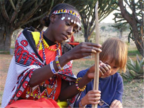 Tailormade Kenya family holiday, 14 days