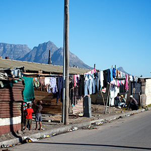 Township tours in South Africa