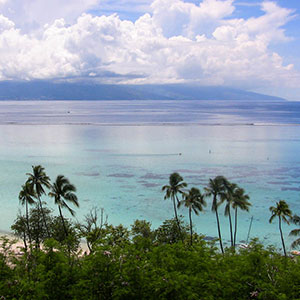 Best time to visit the South Pacific Islands