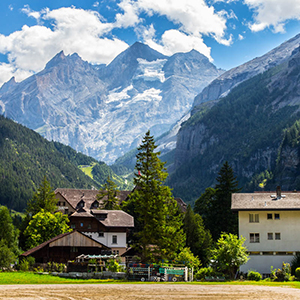 Best places to go walking in Switzerland