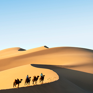 When to visit the Silk Road