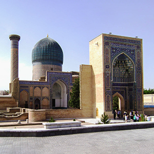 Islamic architecture in Uzbekistan