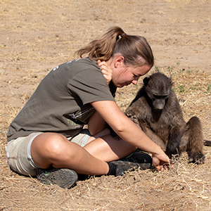 Types of volunteering holiday in Namibia
