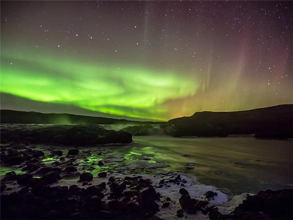 Iceland Northern Lights tour