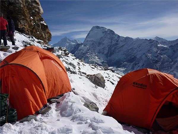 Mera Peak expedition climb in Nepal