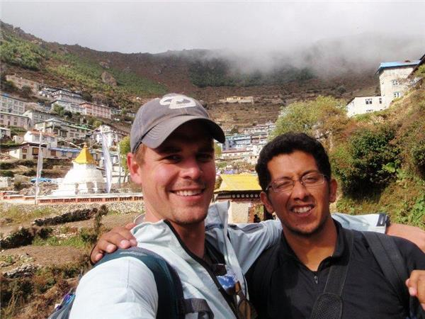 Everest Base Camp trekking vacation