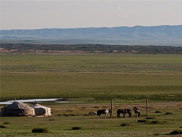 Mongolia adventure vacation, small group