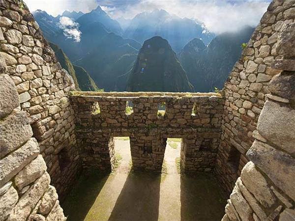 Hiking the Inca trail vacation