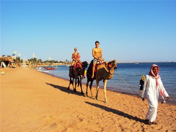 Egypt tour and beach break in Hurgada