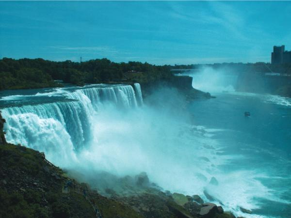 New England and Canadian east coast holiday