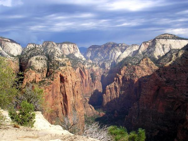 National Parks walking holiday in America
