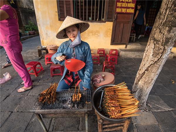 Vietnam small group vacation, a food adventure