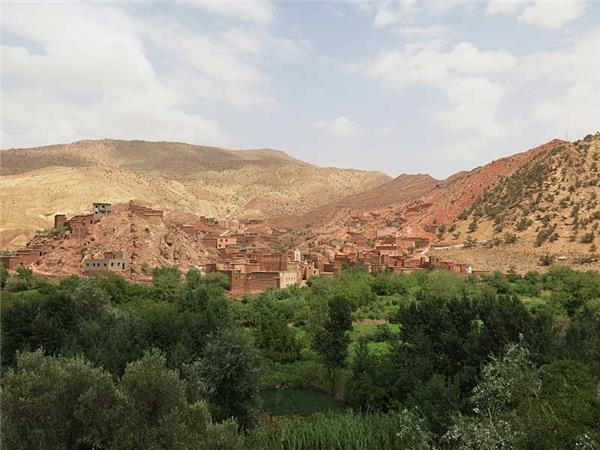 Morocco vacations, Atlas Panorama