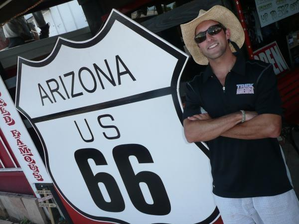 Route 66 small group tour