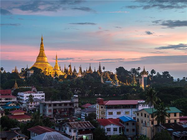 Burma small group tour
