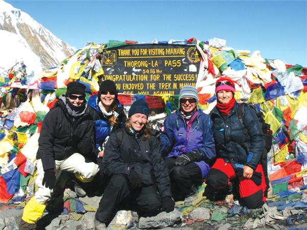 Annapurna Sanctuary trekking vacation